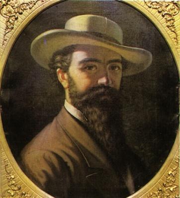 Mișu Popp - Autoportret