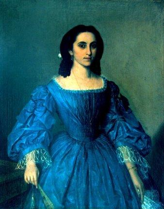 Mișu Popp - Portretul Anei Enescu