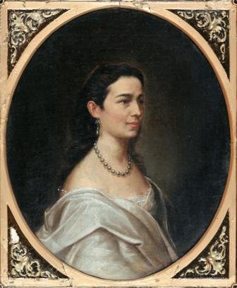 Mișu Popp - Portretul Sevastiei Borcea