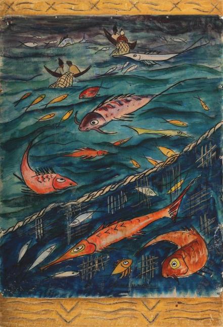 Micaela Eleutheriade - Bogăţia apelor