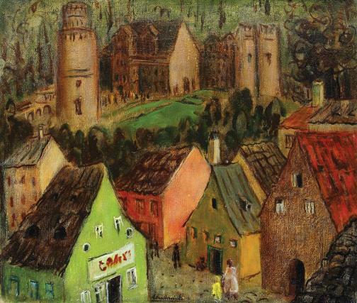 Micaela Eleutheriade - Heidelberg
