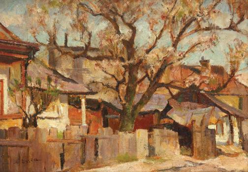 Nicolae Enea - Case la periferie