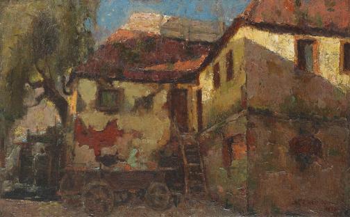 Nicolae Enea - Culă muntenească