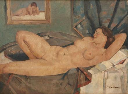 Nicolae Enea - Nud