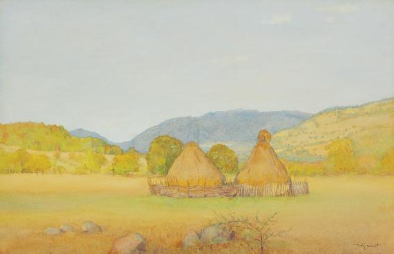 Nicolae Grant - Căpiţe în Ardeal