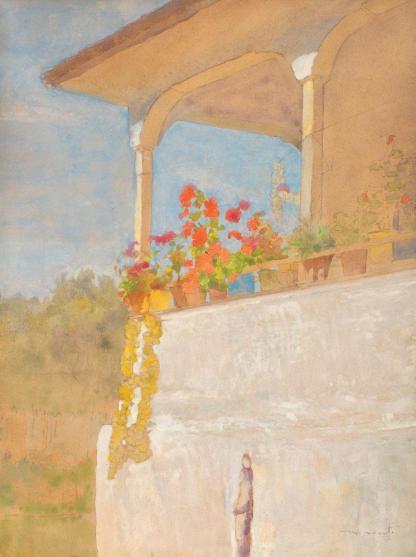 Nicolae Grant - Cerdacul cu flori