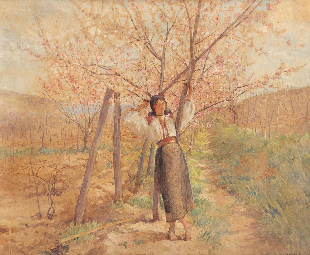 Nicolae Grant - Primăvară