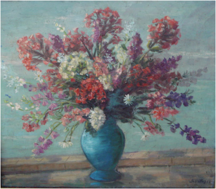 Paul Scorţescu - Flori