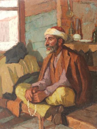 Paul Scorţescu - Turc la Balcic