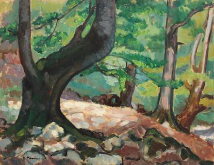 Rodica Maniu Mutzner - Luminiş în pădure