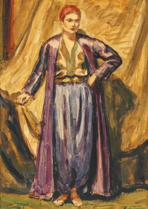 Rodica Maniu Mutzner - Moda orientală
