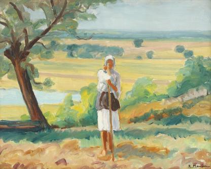 Rodica Maniu Mutzner - Păstoriță