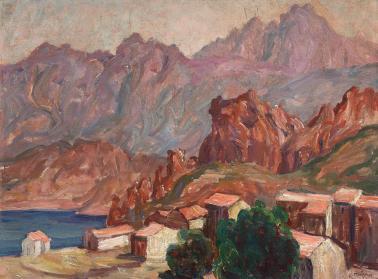 Samuel Mützner - Corsica