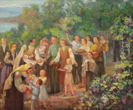 Samuel Mützner - Nuntă la sat