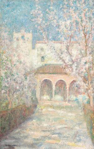 Samuel Mützner - Patio la Sevilla
