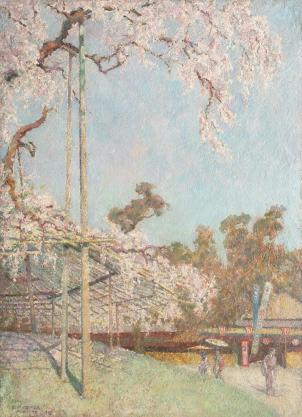 Samuel Mützner - Primăvară la Kyoto