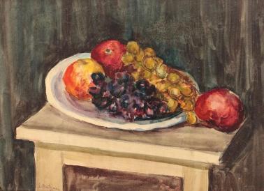 Samuel Mützner - Struguri și mere