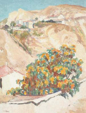 Samuel Mützner - Trandafiri la Balcic