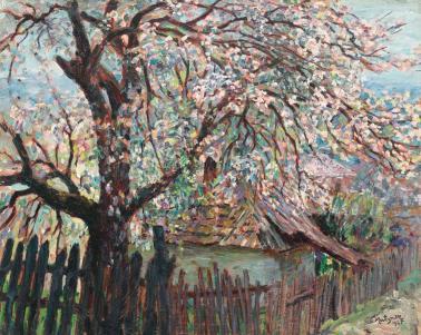Samuel Mützner - Zi de primăvară