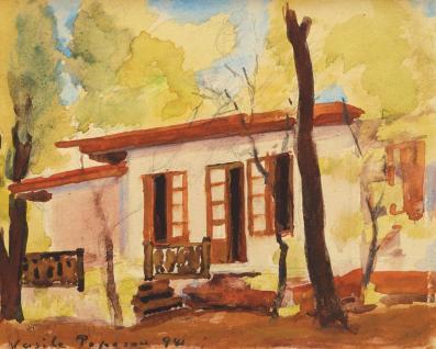 Vasile Popescu - Casa de la Fundeni